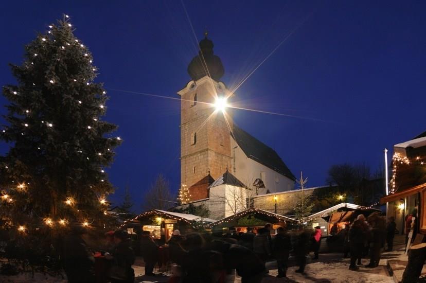 Adventmarkt St. Leonhard